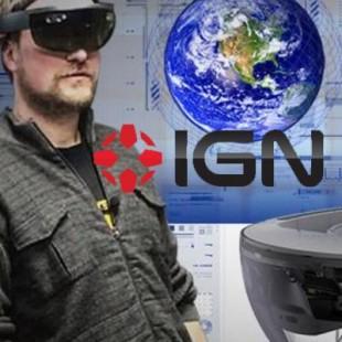 @IGN HoloLens report