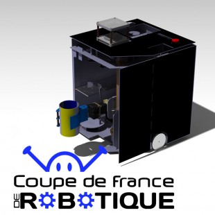 2017 Robotic Cup : INSA Toulouse Engineering school doing its work