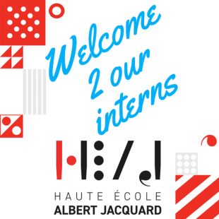 JOBS | Welcoming two students for internships...