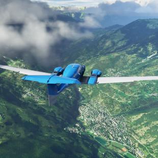 Microsoft Flight Sim @XO19