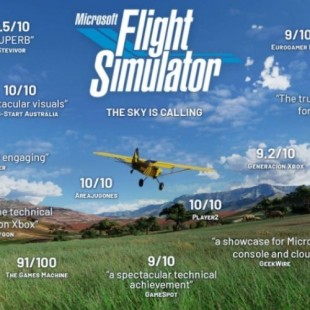 Microsoft Flight Simulator on Xbox Series X|S - Press Feedback